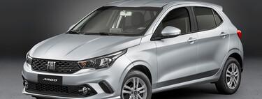Fiat Argo 2021: precios, versiones y equipamiento en México (después de liquidación)