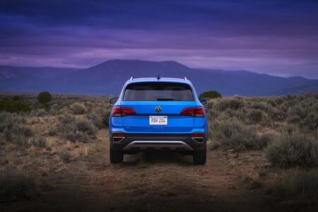 Volkswagen Taos 2021 México 11
