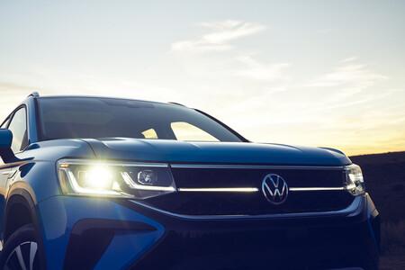 Volkswagen Taos 2021 México 15