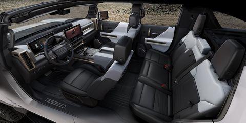 El GMC Hummer IV 2022