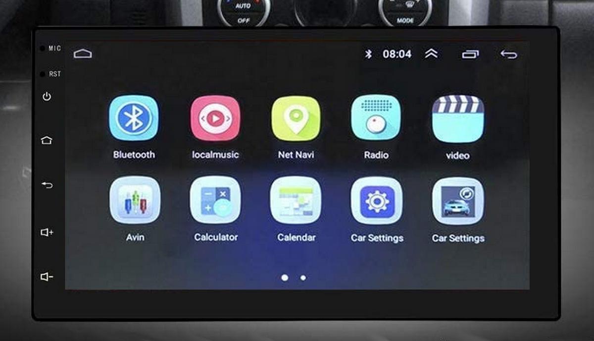 Actualiza tu coche con Android Auto gracias a esta pantalla inteligente y a un coste mucho menor de lo que pensabas |  motor