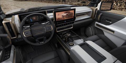 GMC Hummer IV 2022