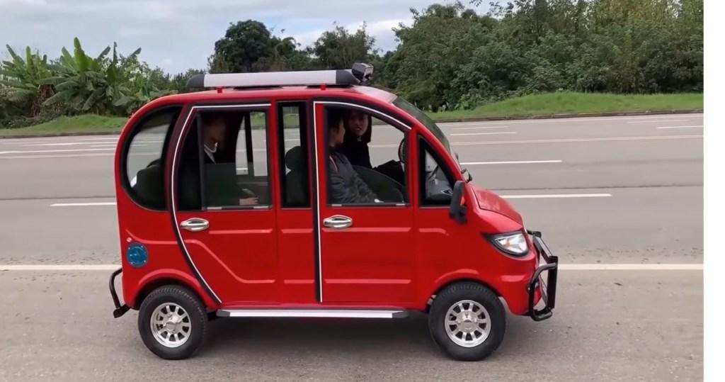 Compre este vehículo eléctrico por solo $ 20,000