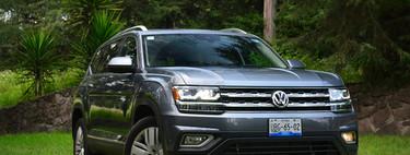 Volkswagen Teramont, en juego: así apuestan los alemanes por los SUV estadounidenses