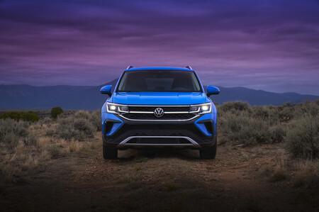Volkswagen Taos 2021 México 10