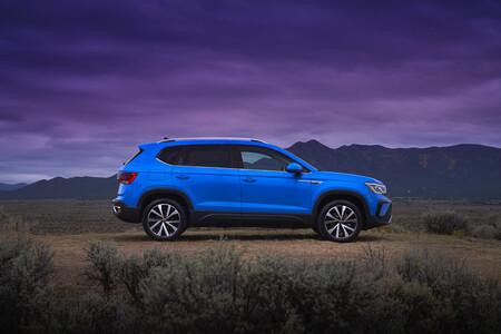 Volkswagen Taos 2021 México 20