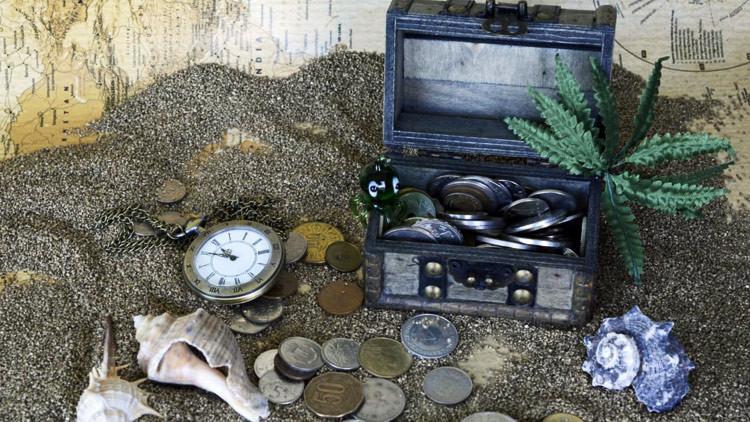 Los 10 tesoros más valiosos de la tierra aún faltan