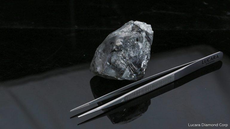 Hallan en Botsuana uno de los diamantes más grandes de la historia