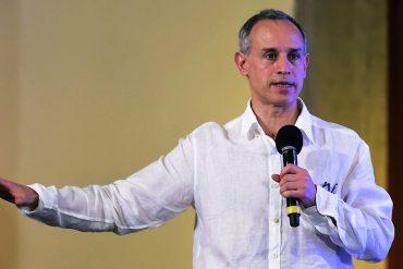 Lopez-Gatel: La vacuna AstraZeneca se puede obtener en marzo de 2021 y Pfizer recibirá hasta 34 millones de dosis