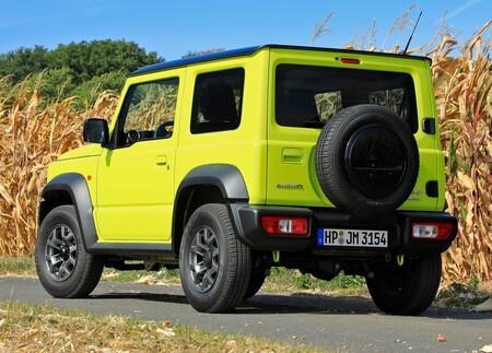 Precios Suzuki Jimny México para 7 versiones y equipamiento
