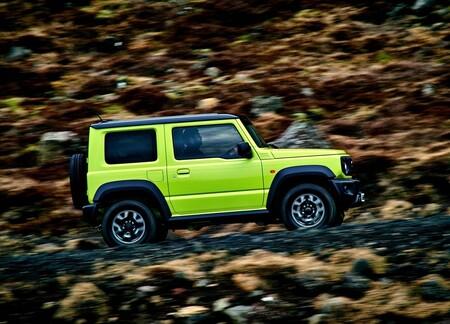 Precios de Suzuki Jimny México para versiones y equipamiento 6