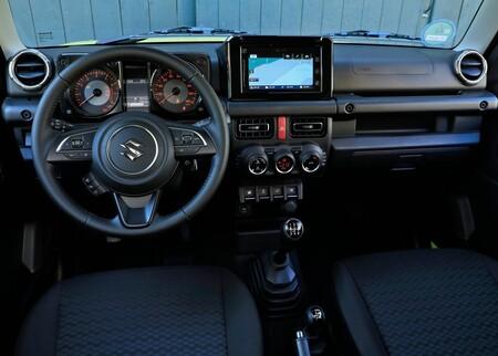 Suzuki Jimny México cotiza 11 versiones y equipamiento