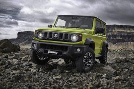 Suzuki Jimny: precios, versiones y equipamiento