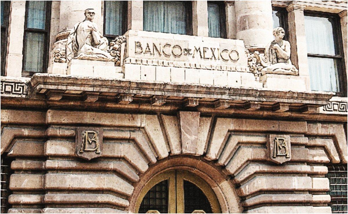 Banxico mantiene en 4.25% tasa de referencia