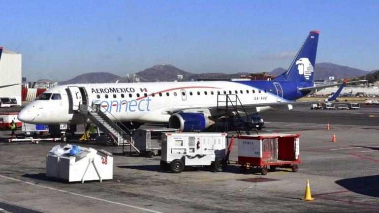 Encuentra crédito de Aeromxico para pagar AICM