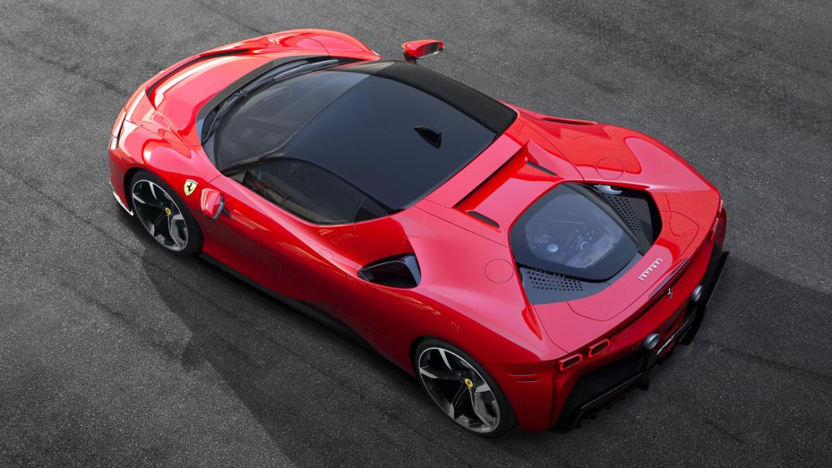 Ferrari dice que nunca será un fabricante 100% eléctrico