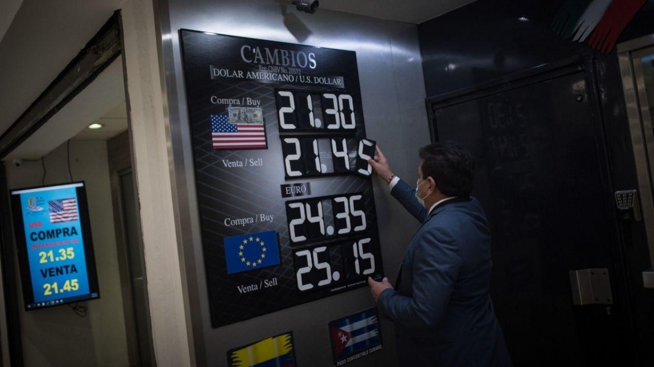 Precio del dólar el 6 de noviembre: el peso registra ganancias a medida que Biden avanza en las elecciones estadounidenses