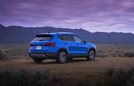 Volkswagen Taos 2021 México 05